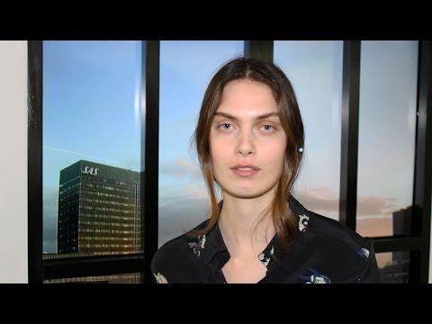 8426ac71 Interview med Maria Palm om filmen The Model - YouTube