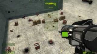 Opposing Force 2 Weapon and NPCs showcase