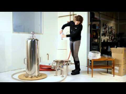 Scott Laboratories Lenticular Filter Setup And Usage
