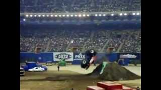 Ghost Rider Back Flip Stade Olympique octobre 2009