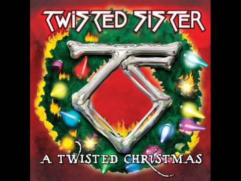 Twisted Sister - Heavy Metal Christmas By Siema For Lara - YouTube