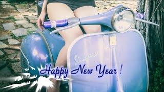 Image result for scooter happy new year