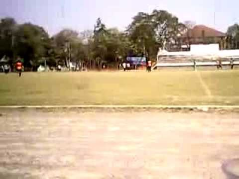 VDO-ฟุตบอลไพรมินิสเตอร์คัพ ครั้งที่ 10 ปี 2557 จ.กำแพงเชร-รุ่น ปชช.ทีมกาญจนเวช. vs.ทีมสมบัติไพศาล-