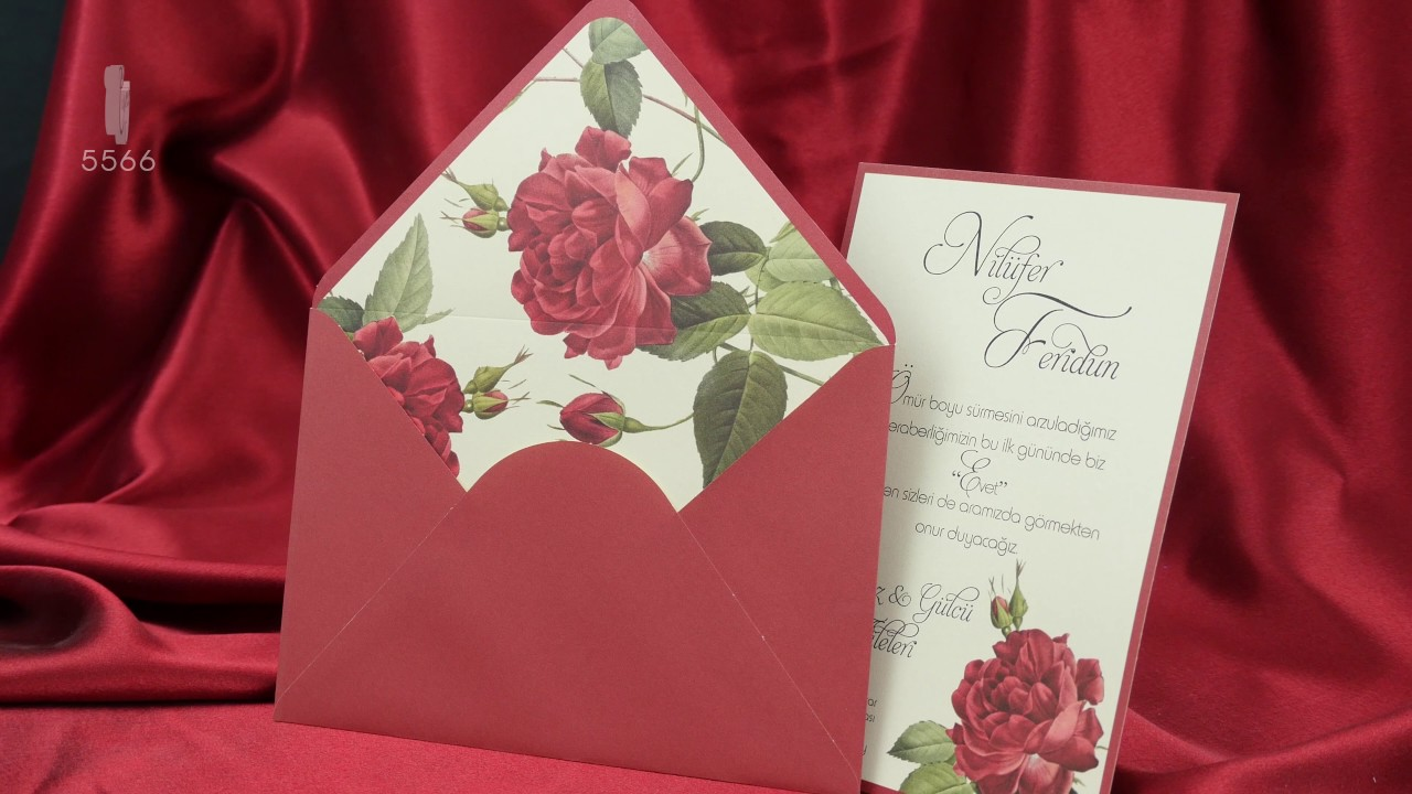 Sedef Cards © | 5566 | Concept Collection | Düğün Davetiyeleri ...