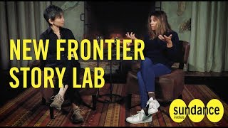 From the New Frontier Story Lab: Jessica Brillhart and Sharon Chang
