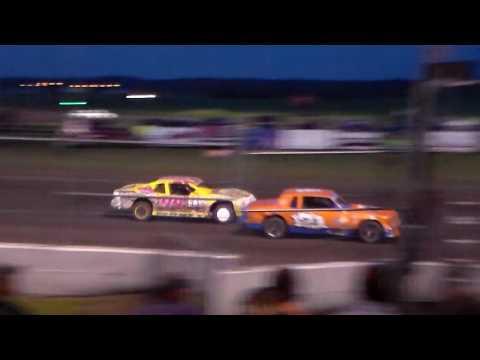 Stock Car Amain @ Benton County Speedway 07/03/16