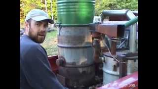 Wood Gas Truck Overview