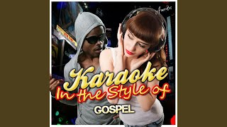 Cherish the Treasure (In the Style of Gospel) (Karaoke Version)