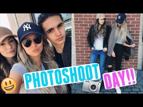 PHOTOSHOOT DAY!!