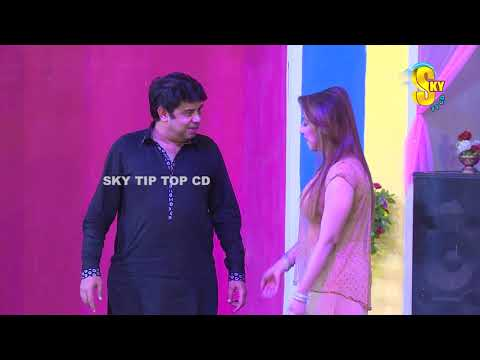 Naseem Vicky And Mehak Noor With Wajid Khan | Stage Drama | Toba Tere Nakhray Full Comedy Clip 2019