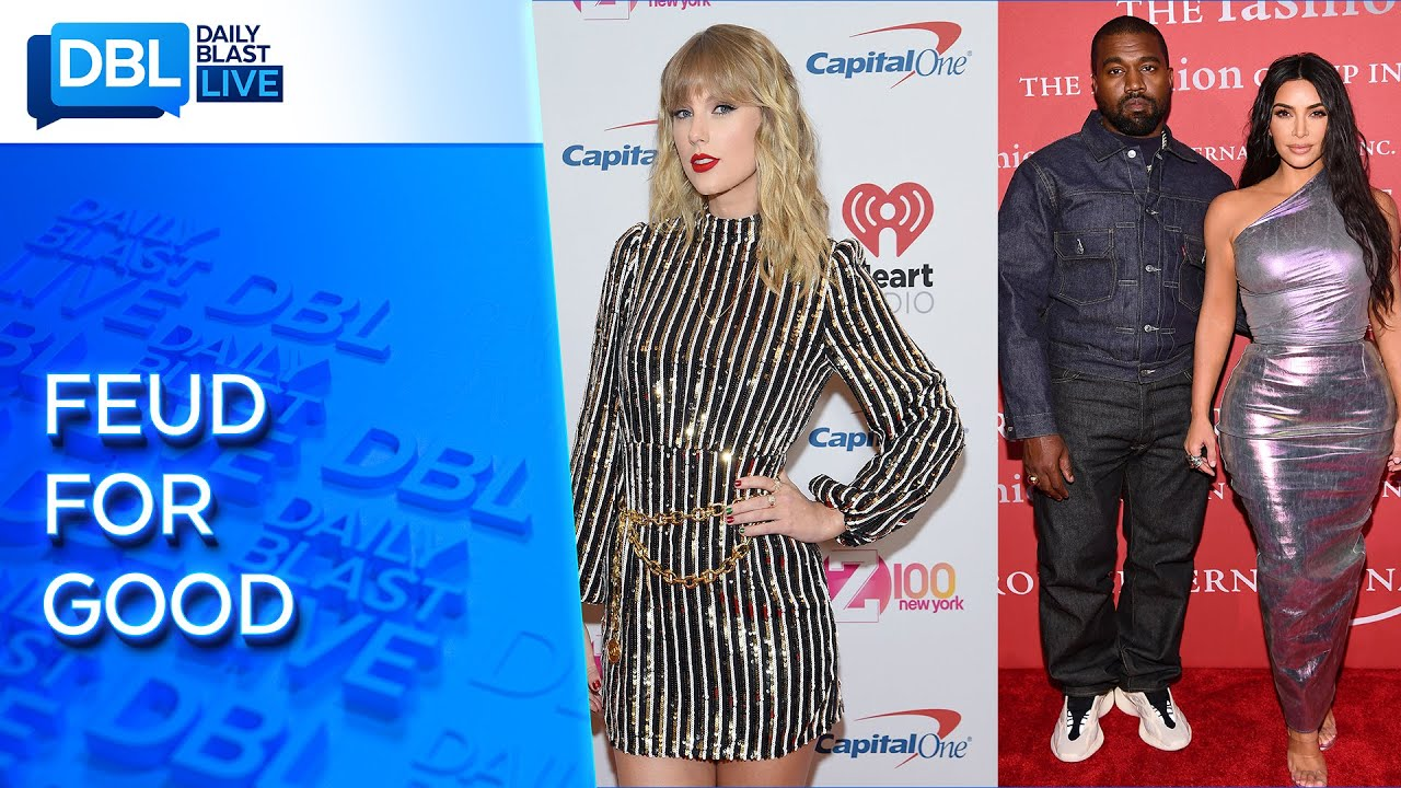 Taylor Swift and Kim Kardashian Make the Coronavirus Pandemic ...