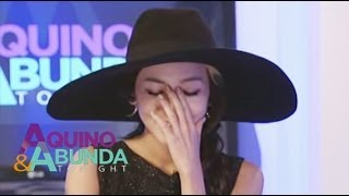 Aquino and Abunda Tonight: How rich is Sandara Park?