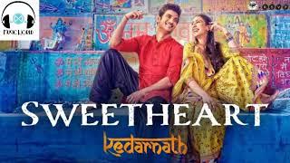 SweetHeart Full Audio Song Of Kedarnath Movie Latest 2018