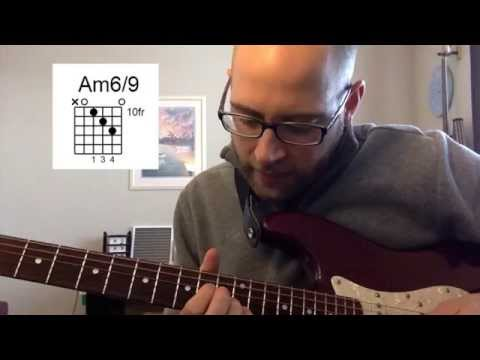 Guitar Chord of the Day: Am6/9 (James Bond Chord)