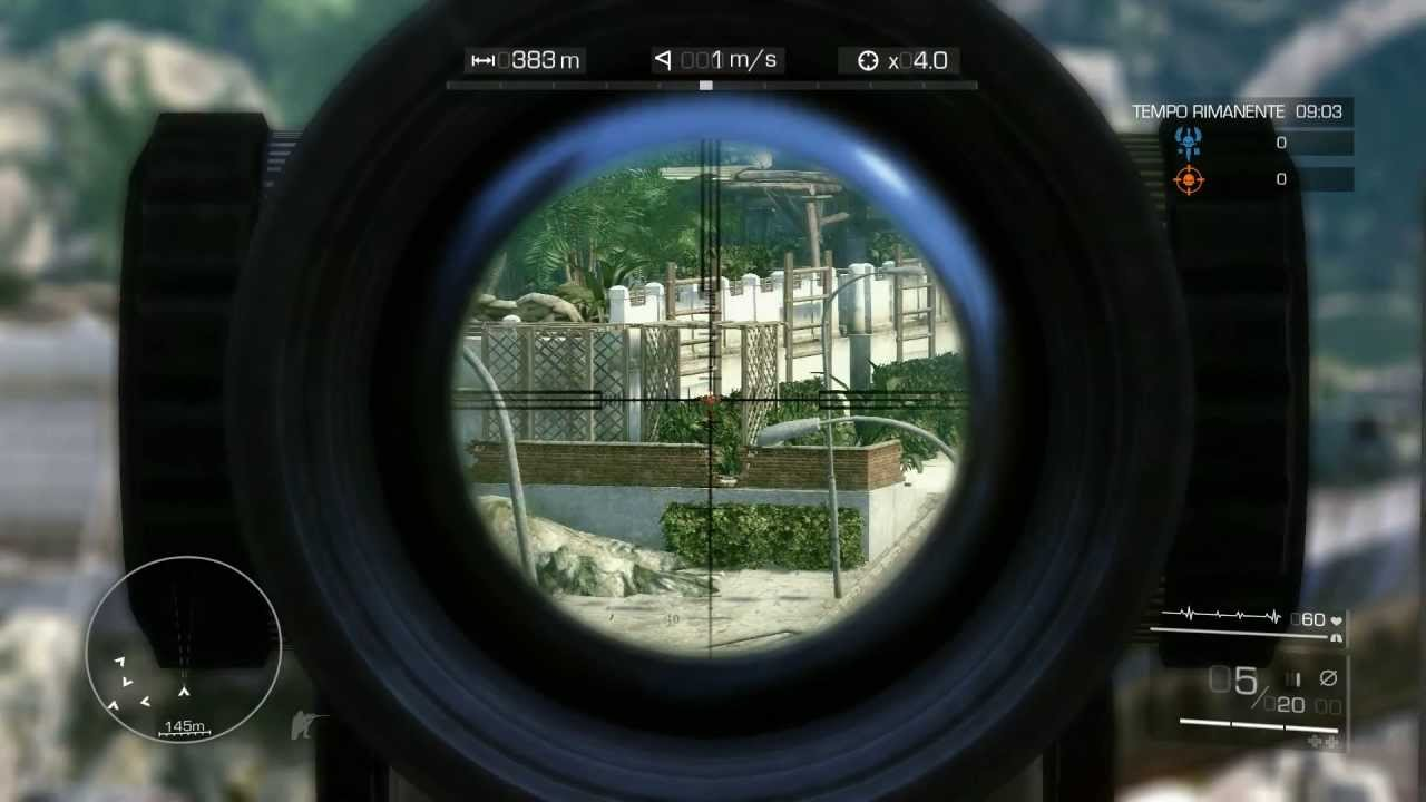how to play sniper ghost warrior 2 multiplayer