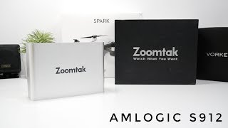 Powerful Octa-Core Android TV Box - Zoomtak UPRO REVIEW 2017