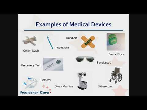 FDA 101 for Medical Devices