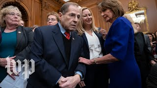 Democrats can't agree what is happening on impeachment