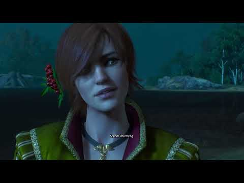 The Witcher 3: Wild Hunt - Hearts of Stone DLC - Shani Romance (Sober)