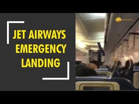 Jet Airways' flight makes emergency landing as crew forgets to maintain cabin pressure