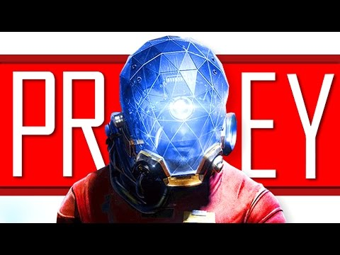 PREY 2017 - SPACE TROLLS! - YouTube Gaming Live Stream