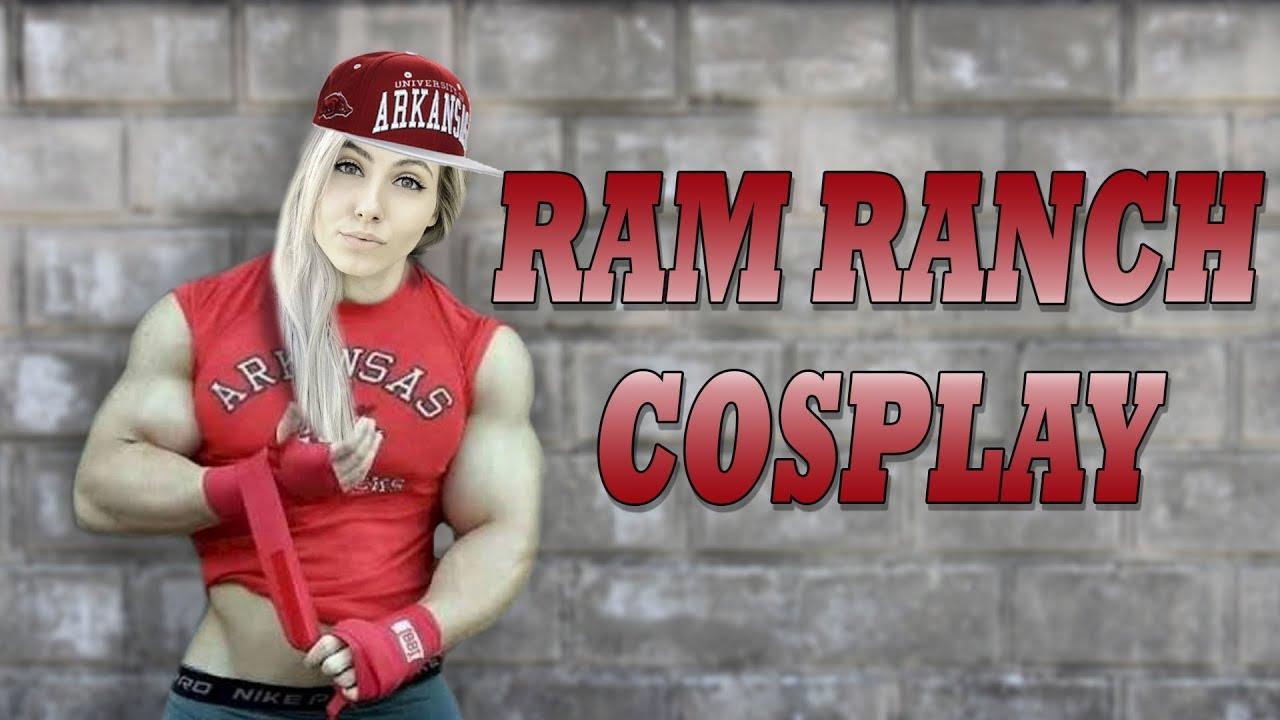 Ram Ranch REALLY Rocks | Nicki Taylor - YouTube