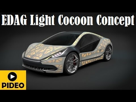 edag light cocoon concept an unusual concept at the 2015 geneva auto show youtube. Black Bedroom Furniture Sets. Home Design Ideas