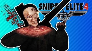 Download I CAN'T FEEL MY FACE | Sniper Elite 4 Mp3 and Videos