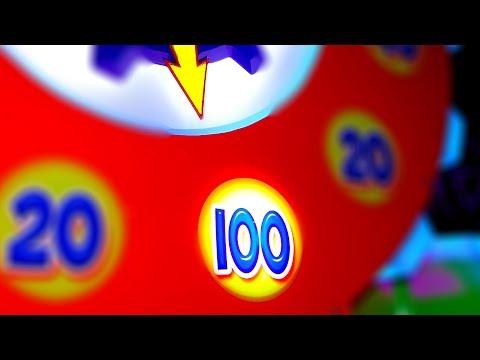 ARCADE GAME JACKPOT TRICK 100% WIN RATE ON GEAR IT UP! | MATT3756