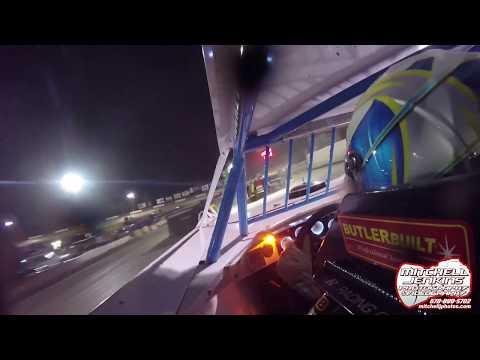 Tate McCollum In Car Steelhead/525 Senoia Raceway 3/3/18!
