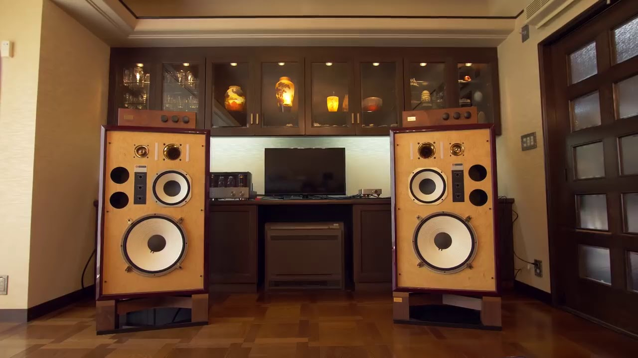 Download [Old Vid] 文句なしに良い音 Deeply Impressed KRS 4344 High-end Special Crossover Speakers. KENRICK to Mr. Ito