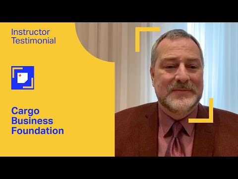 IATA Training | Cargo Business Foundation (Virtual Classroom) - Overview from the Instructor