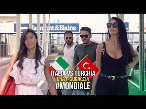 ITALIA vs. TURCHIA, una figuraccia #MONDIALE