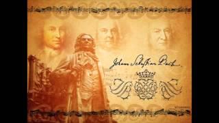 Johann Sebastian Bach - Cembalokonzerte (BWV 1052, BWV 1053, BWV 1054)