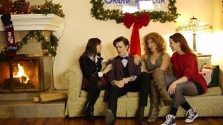 """Regeneration Carol"" — A Doctor Who Christmas parody by Not Literally Productions"