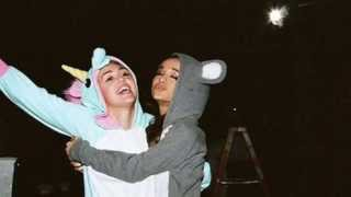 Miley Cyrus & Ariana Grande - Don
