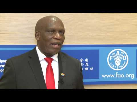 Remarks By South Africa's Minister For Agriculture, Forestry And Fisheries