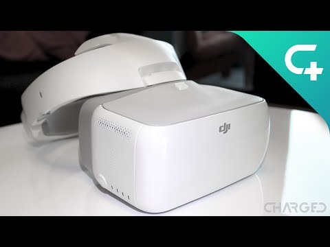 DJI Goggles review - a new view of your world - Drone Rush