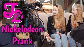 BTS opname prank Nickelodeon
