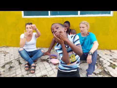 Gap Year in Ghana, Africa