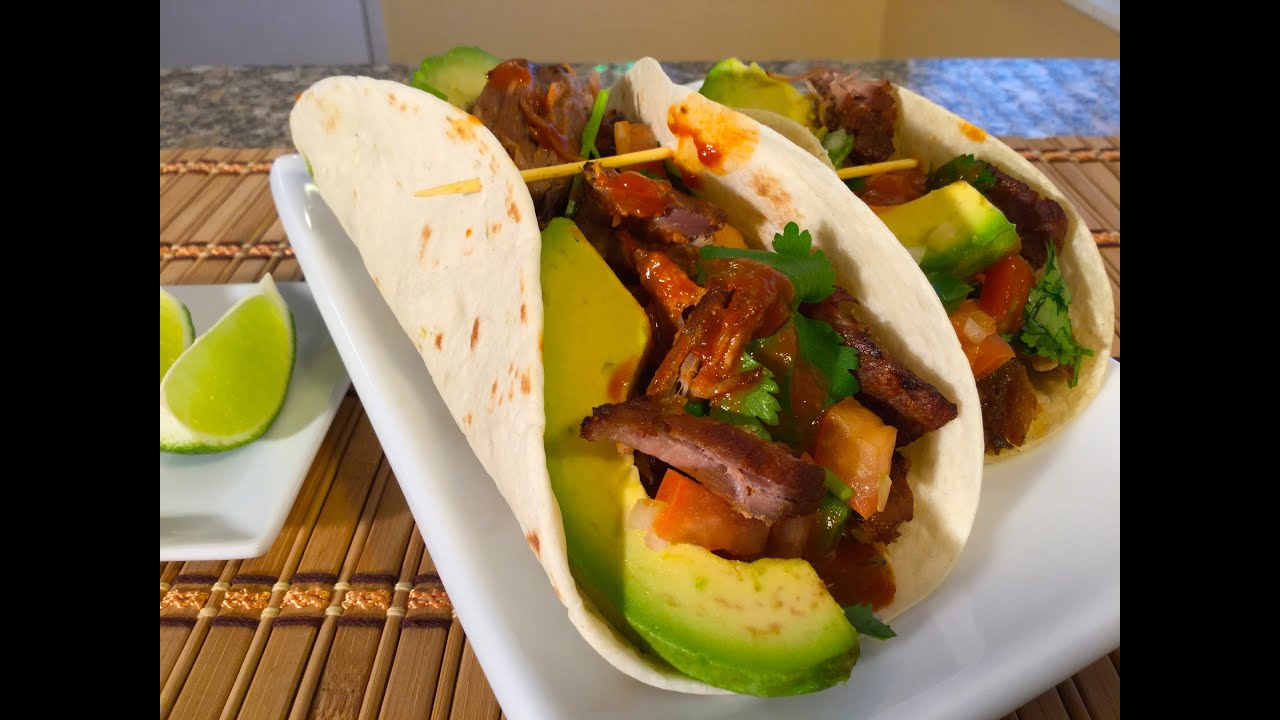How to make pork carnitas mexican food recipes youtube for About mexican cuisine