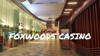FOXWOODS CASINO Late at Night / Redo