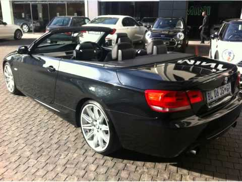 2009 BMW 3 SERIES E93 335i Convertible DCT MSport Auto For Sale On