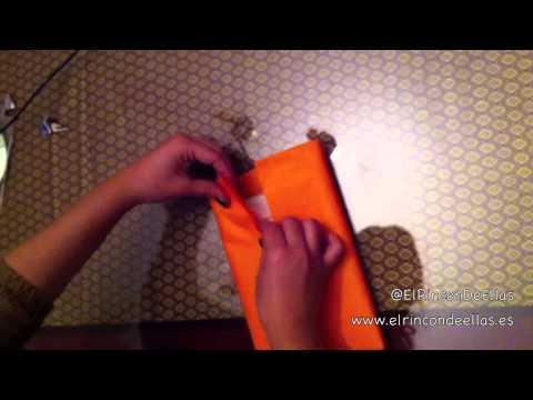 Envolver un regalo de forma original elrincondeellas for Envolver regalos de forma original