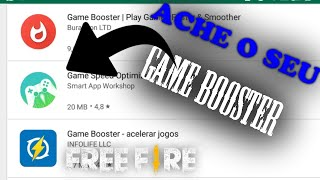 Free Fire Game Booster