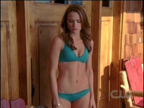 Shantel VanSanten  perfect body in a bikini