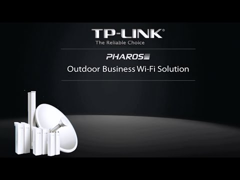 TP-LINK Pharos Outdoor Business Wi-Fi Solution