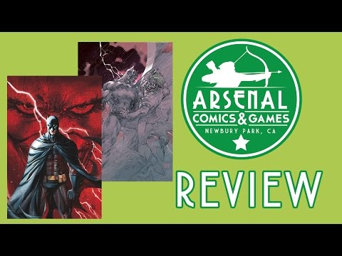 Batman Europa Review!