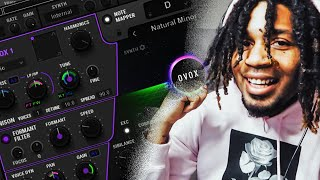 How To Use OVox Vocal Resynthesis | 12 Ovox Waves Presets FREE