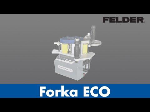 FELDER® – ForKa ECO Plus – Handkantenanleimmaschine
